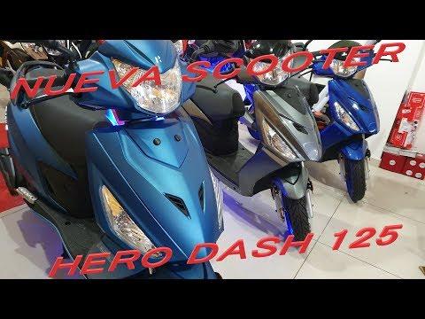 Nueva Hero Dash 125 - Primeras Impresiones