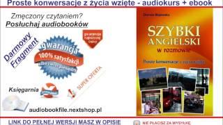 AudioKurs + ebook - SZYBKI ANGIELSKI W ROZMOWIE. Proste konwersacje z życia wzięte - MP3