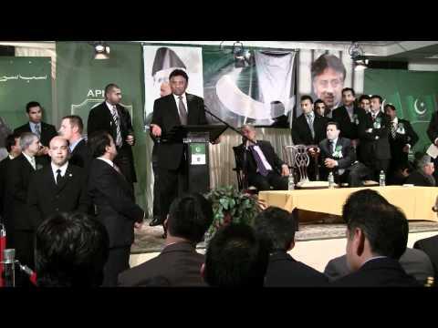 NRO was my mistake, Pervez Musharraf