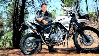Teste: Yamaha XT 660R