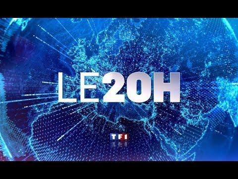 Jean-Marie Le Pen - Mémoires Fils de la Nation (JT 20h - TF1)