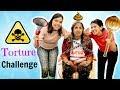 TORTURE Challenge | #Gameplay #Roleplay #Fun #Sketch #Anaysa #ShrutiArjunAnand