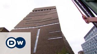 Raum für Kunst: der Anbau der Tate Modern | Euromaxx