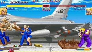 (TAS) Hyper Street Fighter 2 ~ Turbo Ken