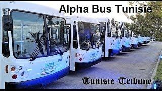 Alpha Bus Tunisie assure une 1ère livraison de 395 autobus MAN