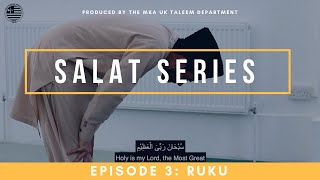 Salat Series - Episode 3: Ruku