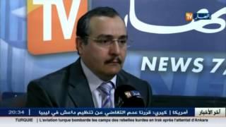 """أمن: """"خطاب حرب"""" للقايد صالح..والجيش يرفع من درجة جاهزيته"""