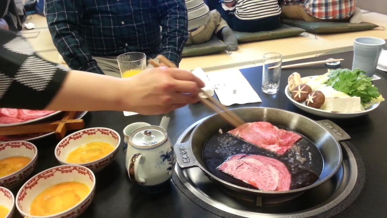 すき焼き の 作り方 動画
