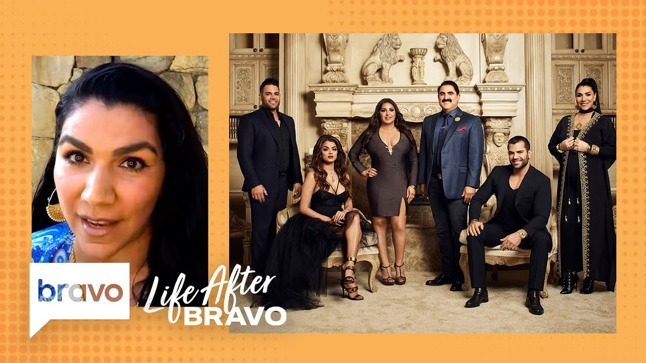 Which Shahs of Sunset Does Asa Soltan Rahmati Stay in Touch With? | Life After Bravo