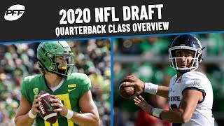 2020 NFL Draft: Quarterback Class Overview | PFF