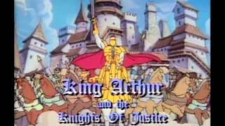 King Arthur and The Knights of Justice Opening Theme Song
