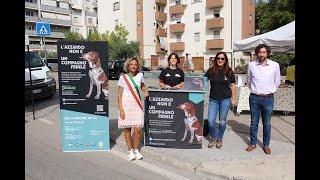 CAMPAGNA GIOCO D'AZZARDO _ Punto informativo a San Salvo al mercato settimanale