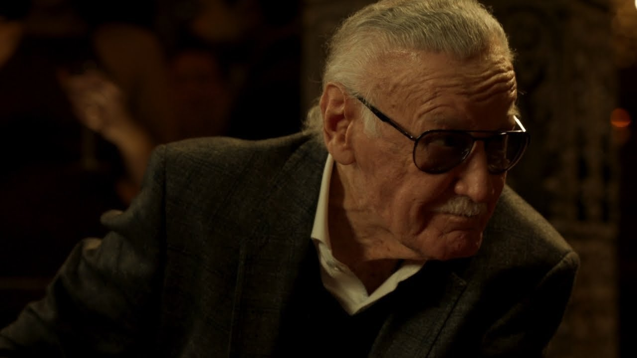 Black Panther Stan Lee Cameo. - YouTube