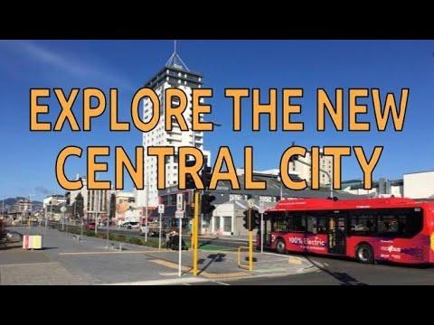 Christchurch City Tour 2019!