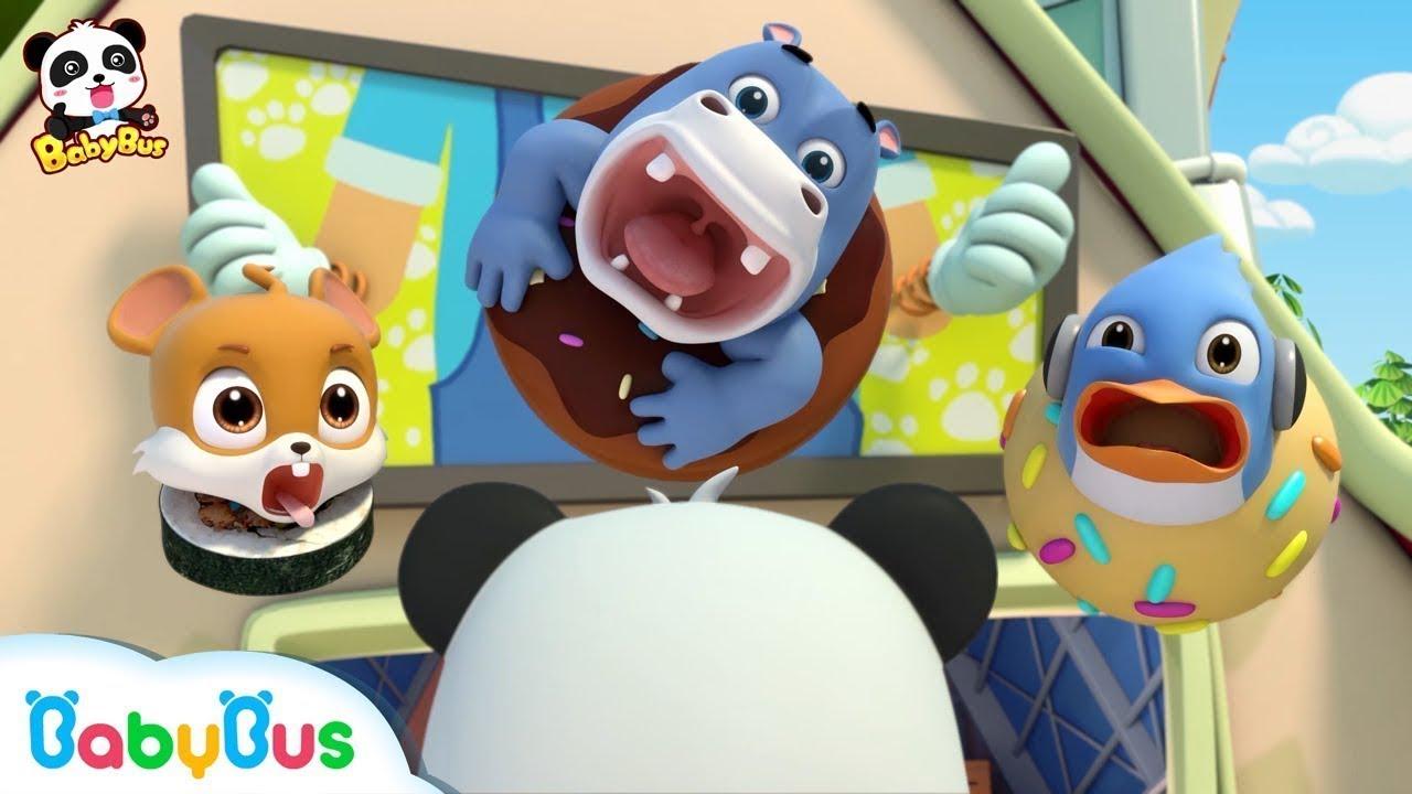 سوبر باندا ينقذ الأصدقاء | كرتون الاطفال | رسوم متحركة | تعليم الصينية | بيبي باص | BabyBus Arabic