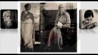 Chokhe Amar Trishna - Asha Bhosle Rabindra Sangeet