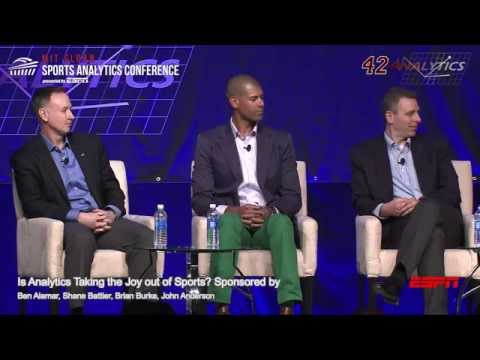 SSAC15: Is Analytics Taking the Joy out of Sports? Sponsored by ESPN