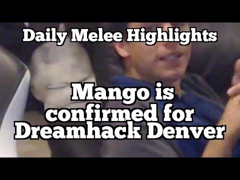 Daily Melee Highlights: Mango is confirmed for Dreamhack Denver