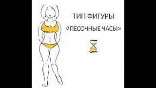 Тип Фигуры Песочные Часы.Важное в Питании и Похудении.#Тип Фигуры Песочные Часы.