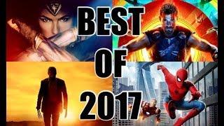 COMIC BOOK MOVIES 2017 *RECAP*