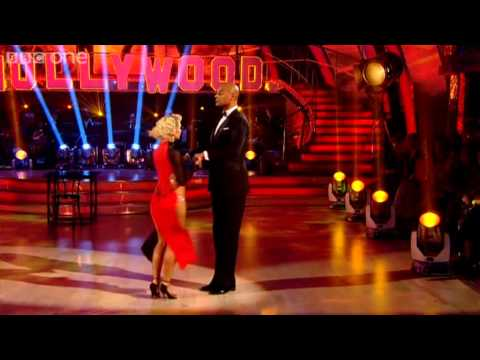Colin Salmon & Kristina Argentine Tango to 'Goldeneye' - Strictly Come Dancing 2012 - BBC One