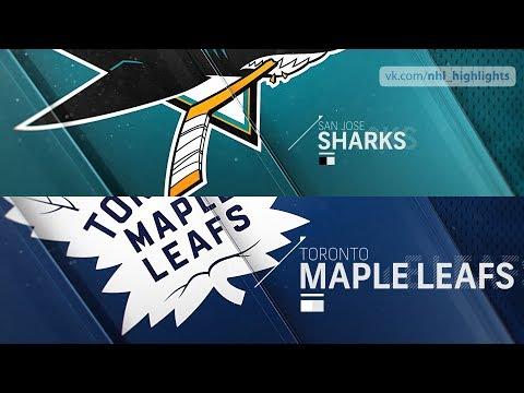 San Jose Sharks vs Toronto Maple Leafs Nov 28, 2018 HIGHLIGHTS HD