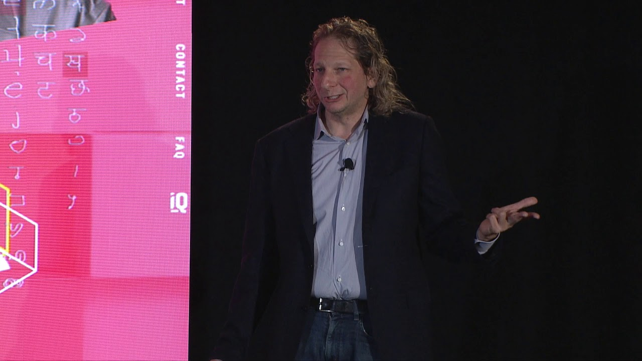 Building machines that learn and think like people | Joshua Tenenbaum