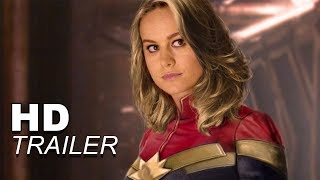Why The Captain Marvel Trailer Release Is Here