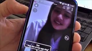 Hot Sexy Girls Flirt on Free Mobile Phone Live Video Calls Azar App review 女の子 女孩 소녀(This app is FREE and can chat to many people all over the world. No phone call charges. Free over wifi. The app has changed and not all countries are freely ..., 2014-10-06T09:25:00.000Z)
