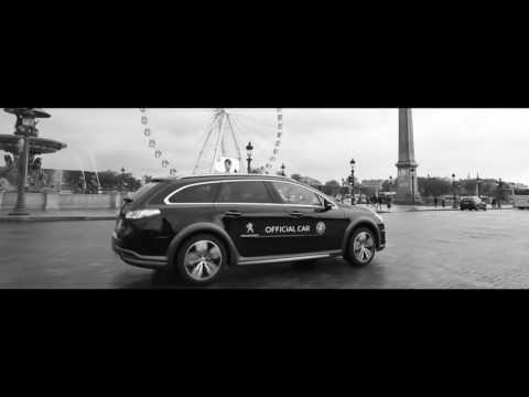 #DriveToTennis | Gastón Gaudio y David Ferrer