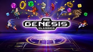 SEGA Genesis Collection coming to PlayStation 4, Xbox One and PC this May!