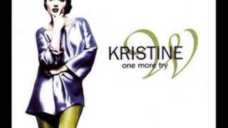 Kristine W - One More Try (Rollo & Sister Bliss mix).wmv
