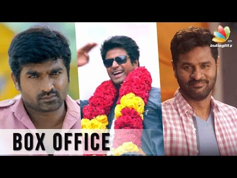 Sivakarthikeyan's film breaks records : Remo box office collection | Hot Tamil Cinema News