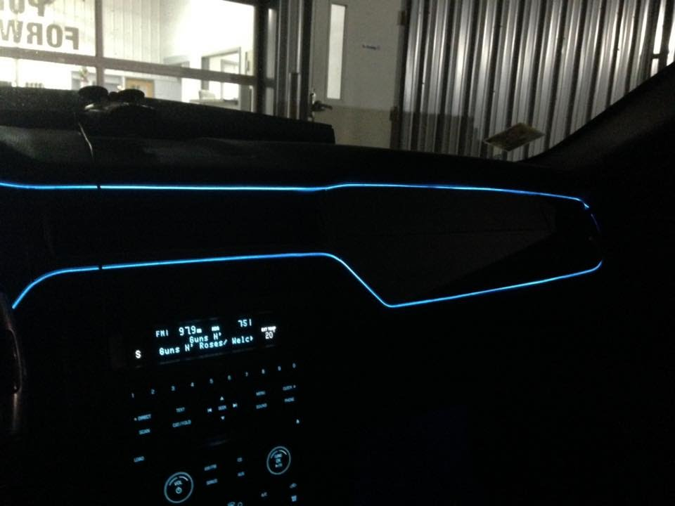2017 Mustang Dash Light Kit By Havoc