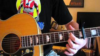 While My Guitar Gently Weeps Lesson (Anthology Version) - Beatles, George Harrison