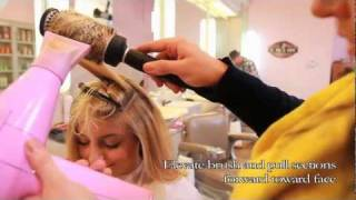 How To Get A Salon Quality Blowout at Home!