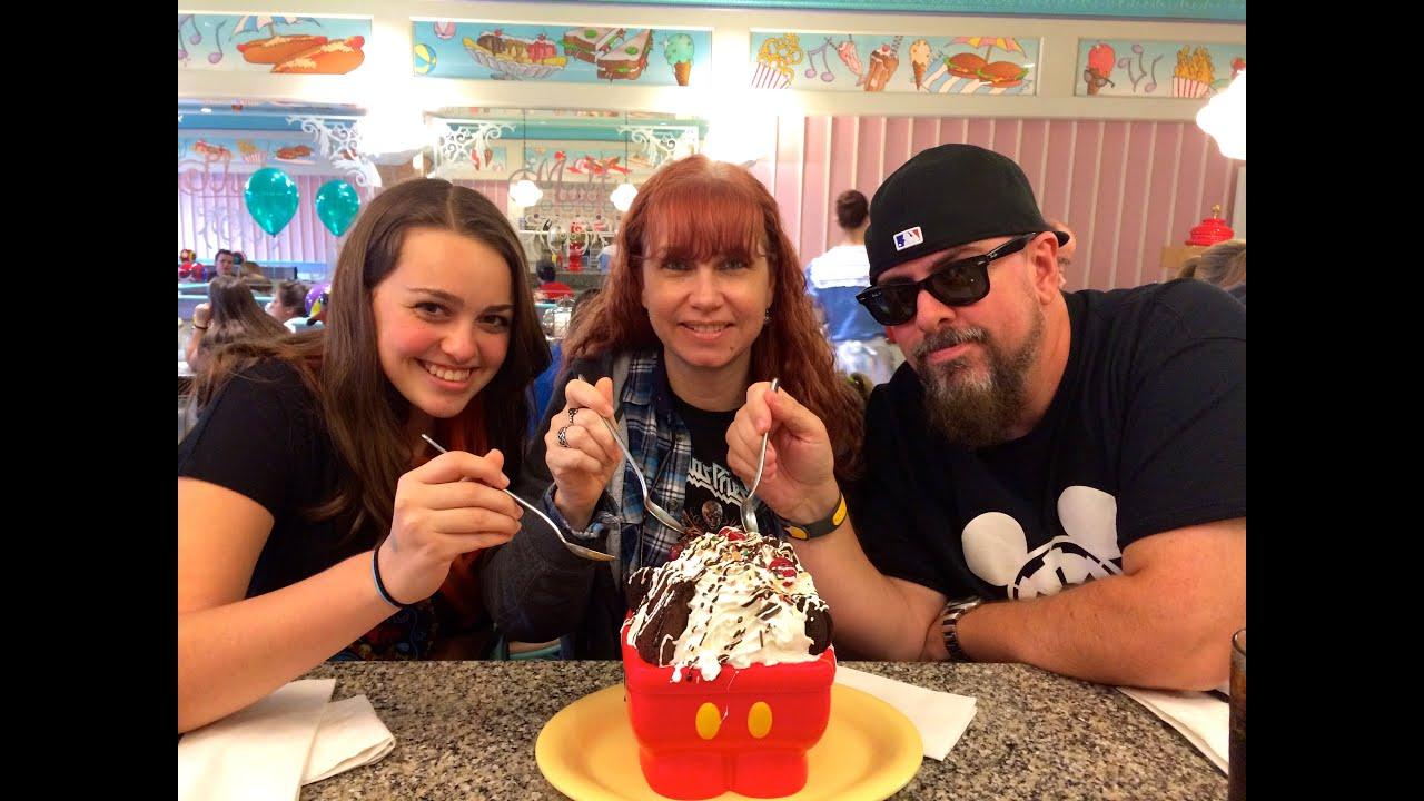 Impromptu Walt Disney World Trip Beaches & Cream And