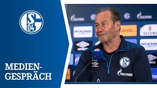 S04-PK vor Nürnberg | FC Schalke 04
