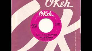 BILLY BUTLER - (You Make Me Think) You Ain