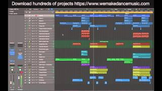Logic Pro X Template - Film Score - Retro Car Chase Score by Mikas