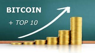 Обзор криптовалюты BITCOIN  [BTC/USD] + TOP 10 [14/05/2019]
