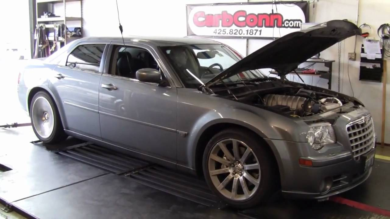 Chrysler 300 srt8 specs