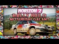 Forza Horizon 2 - Rally Build - Mitsubishi Galant