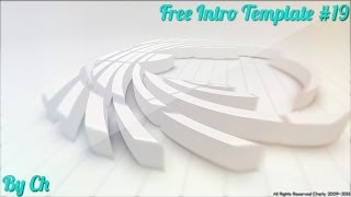FREE INTRO #19 AE - WHITE PARCIAL LOGO