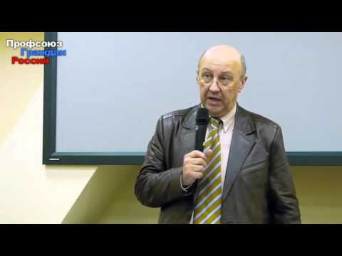 A.  Fursov  - overview of 2012 year, main events of year with english subtitles