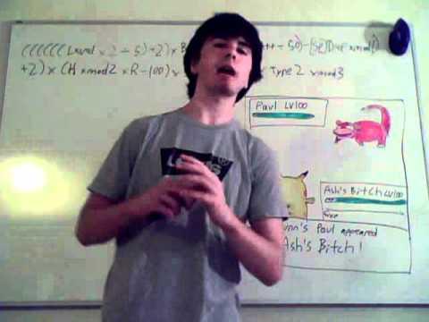 Pokemon Math: Damage Calc