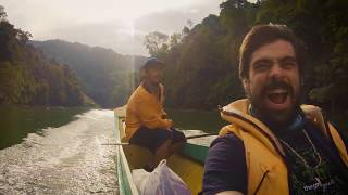 Rainforest Exploration in Borneo with The Orangutan and Tribes Tour  |  The Great Projects