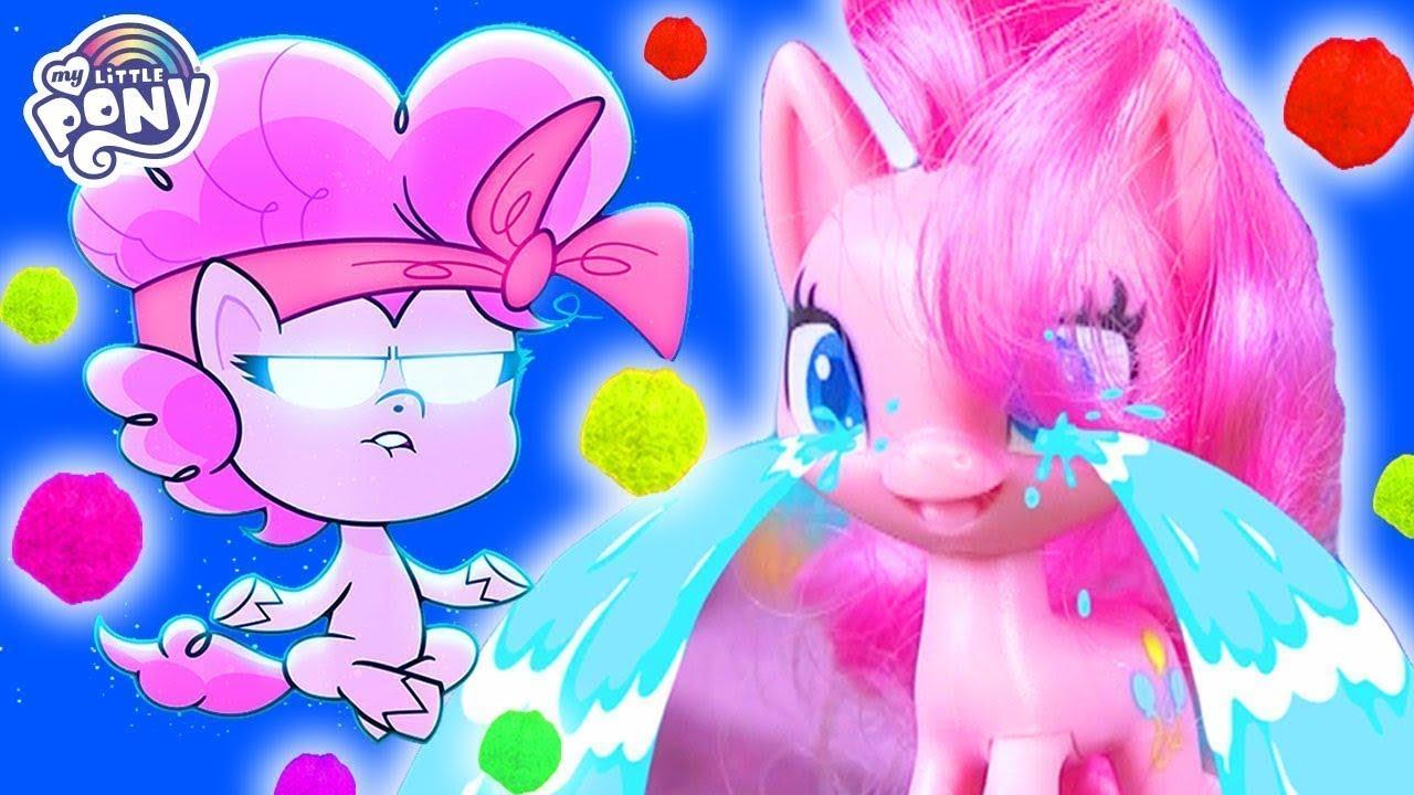 My Little Pony | Pinkie Pie's Birthday Surprise | MLP | My Little Pony Toys
