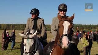 Darz Bór #5 - Kosmetyki dla myśliwych i konie w Spale
