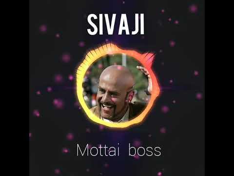 Sivaji mottai boss bgm cover